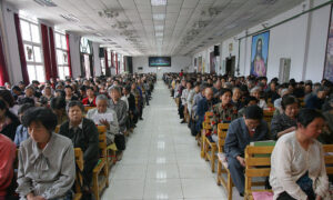 China's War on Christians