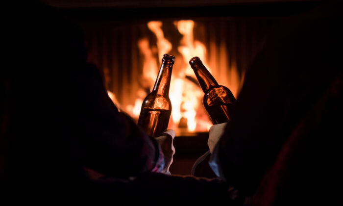 Cheers to winter beers. (Shutterstock)