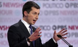 Buttigieg Pushes Reparations for Illegal Immigrants