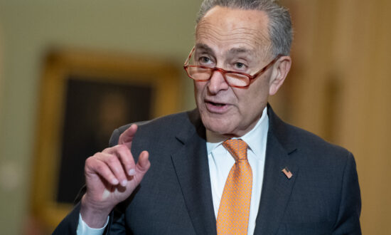 Republican Senators Will Never Call Hunter Biden to Testify Because 'It Would Backfire': Schumer