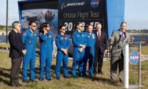 Boeing Astronaut Capsule Faces Key Test on Trip to Space Station