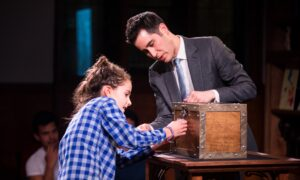 Theater Review: 'The Enigmatist': Give Your Brain a Workout!