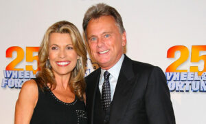 Vanna White Hosts 'Wheel of Fortune' Triumphantly For 3 Weeks During Pat Sajak's Health Scare