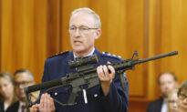 New Zealanders Hand in 50,000 Guns After Assault Weapon Ban