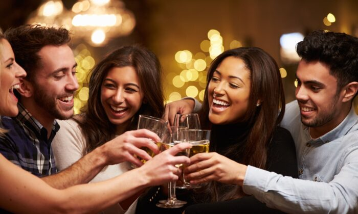 'Tis the season to be jolly, and that often involves a few drinks. That makes it a great time to reflect on our drinking generally. (Monkey Business Images/Shutterstock)