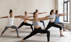 Hot Yoga Study Shows Benefits for Lowering Blood Pressure