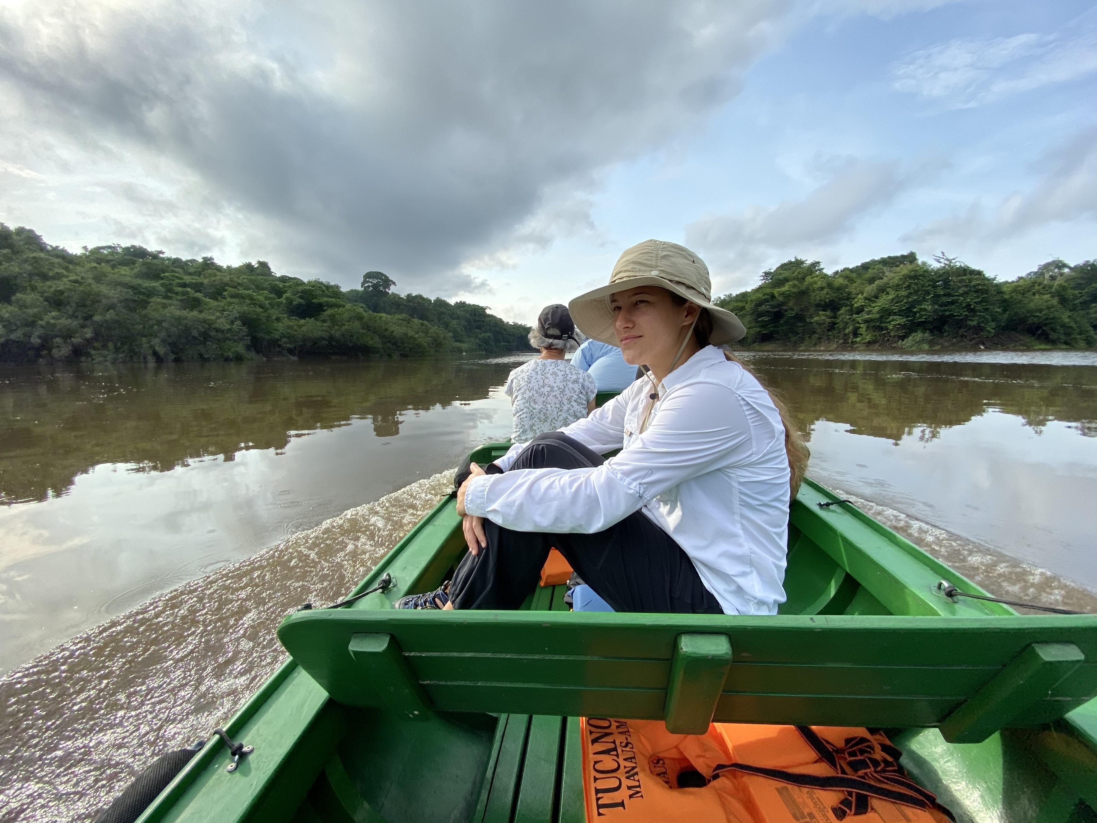 Amazon Nature Tours Brazil