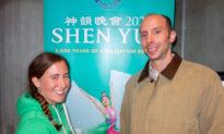 Shen Yun 'Felt Like Home'