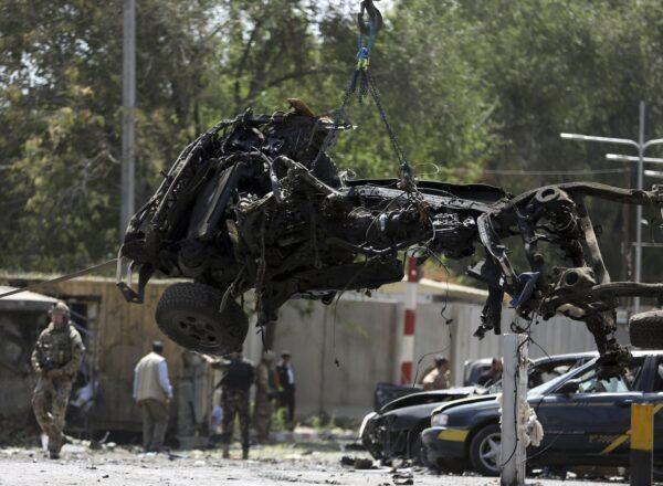 US service member afghanistan