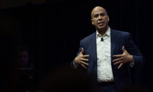 Sen. Cory Booker Prefers Facing Trump in 2020 to Convicting Him on Impeachment Articles