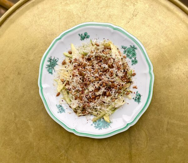 Puntarelle salad