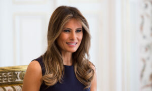 Melania Trump Defends Work on White House Tennis Pavilion Amid Coronavirus Outbreak