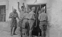 A Spanish Civil War … in America?