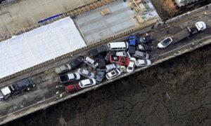69-Vehicle Pileup Injures 51 People on Virginia Interstate