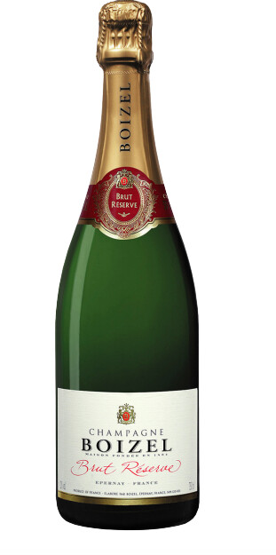CHAMPAGNE BOIZEL BOTTLE