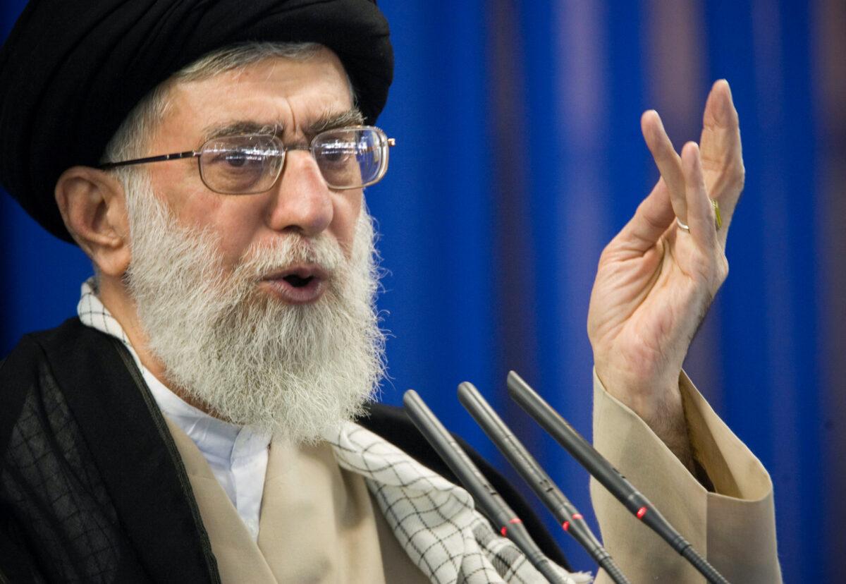 ran's Supreme Leader Ayatollah Ali Khamenei