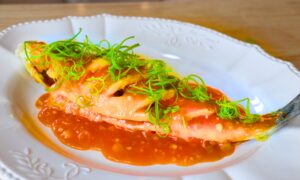 Chinese Sweet and Sour Fish for an Auspicious New Year's Feast