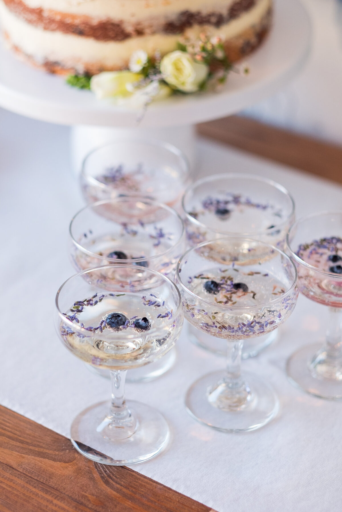 lavendar champagne (christine yoo)