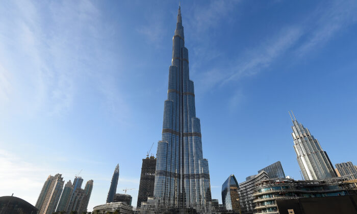 A general view of Burj Khalifa on Nov. 9, 2016 in Dubai, United Arab Emirates. (Tom Dulat/Getty Images)