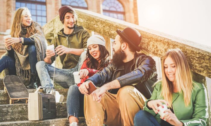 Today's young people live in an age of unprecedented prosperity but suffer mood disorders that sap their ability to thrive. (DisobeyArt/Shutterstock)