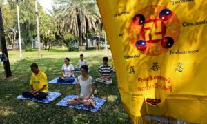 US Congressman Urges UN to Aid Falun Gong Practitioners Detained by Thai Authorities