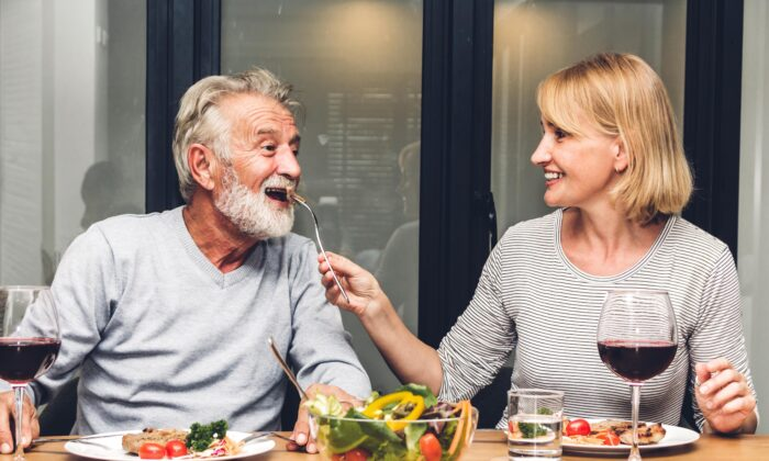 As you age, eating well takes on greater importance. That doesn't have to be a bad thing though. (Art_Photo/Shutterstock)