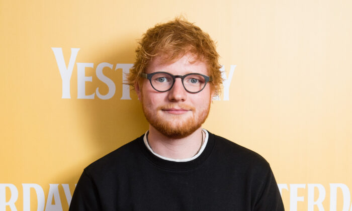 Ed Sheeran attends special screening of Yesterday on June 21, 2019 in Gorleston-on-Sea, England. (Photo by Jeff Spicer/Getty Images for Universal Pictures International)