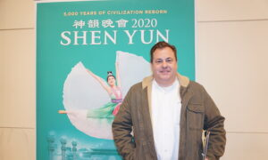 Shen Yun Is 'So Beautiful, a Feast for the Eyes'
