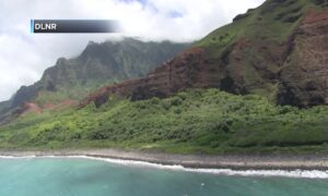 Tour Helicopter Carrying 7 Missing in Hawaii, US Coast Guard Said