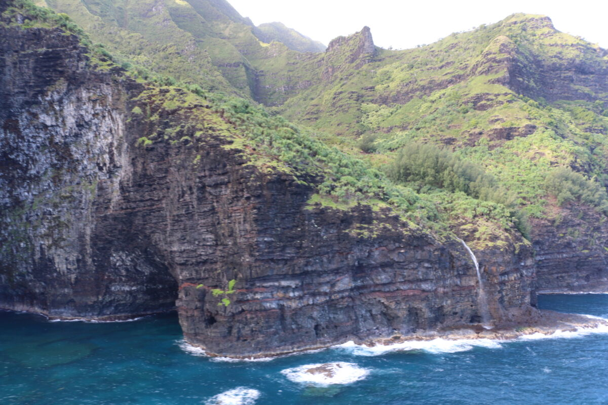 Tour Helicopter-Hawaii