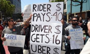 Judge Grants Preliminary Injunction Against Uber and Lyft Regarding AB 5