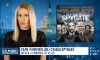 20 Major Developments in the Spygate Scandal