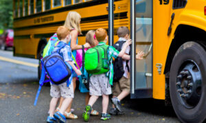 Republicans and Democrats Come Together for School Bus Safety Bill