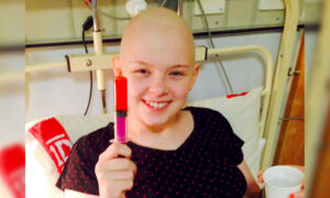 Girl With Rare Cancer Finds Hope in a New Drug That Allowed Her to Stop Chemotherapy