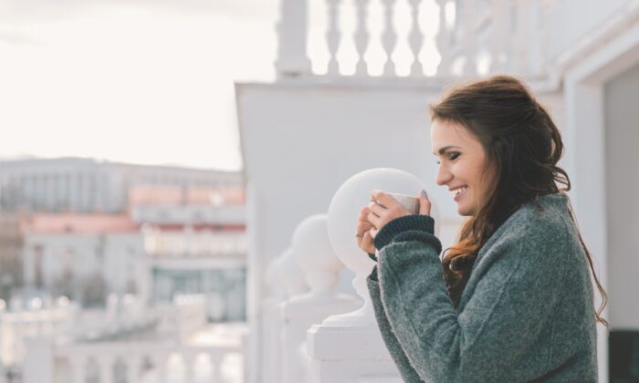 Even a daily habit as easy and pleasant as a morning tea can have residual benefits that help you achieve other goals. (Romanova Anna/Shutterstock)