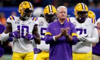 Announcer Criticized After Comment on LSU Coach Who Lost Daughter-in-Law in Plane Crash