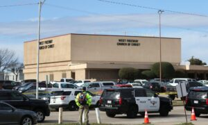 Two Dead, One Injured in Church Shooting in Texas, Officials Say