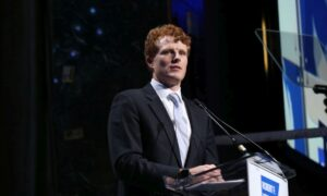 Rep. Joe Kennedy Says Pelosi Handling Impeachment the Correct Way