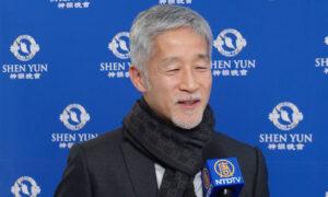 Shen Yun Lights Up Human Heart, Japanese Hospital Superintendent Says