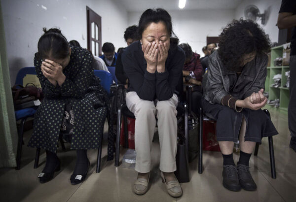 China Protestant House Christians