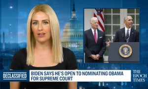 Joe Biden Reveals Potential Pick for Supreme Court
