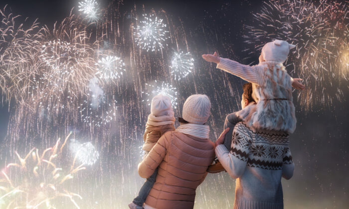 Celebrate the New Year with great minds and hearts. (Yuganov Konstantin/Shutterstock)