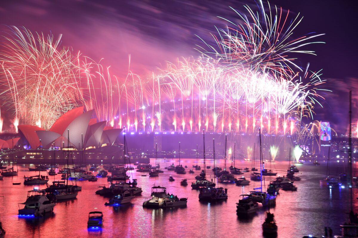 Sydney New Year's Fireworks to Go Ahead Amid Wildfire Threat