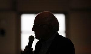 The Phantom Momentum of Bernie Sanders