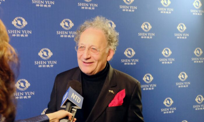 Acclaimed Composer Fascinated and Moved By Shen Yun's Orchestra