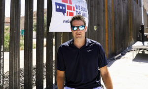 How a Group of American Patriots Are Self-Funding the Border Wall | Brian Kolfage on Crossroads