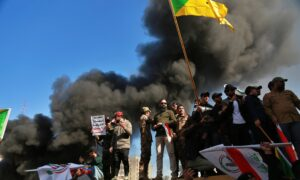Supporters of Iran-Backed Terror Group Withdraw From US Embassy in Iraq