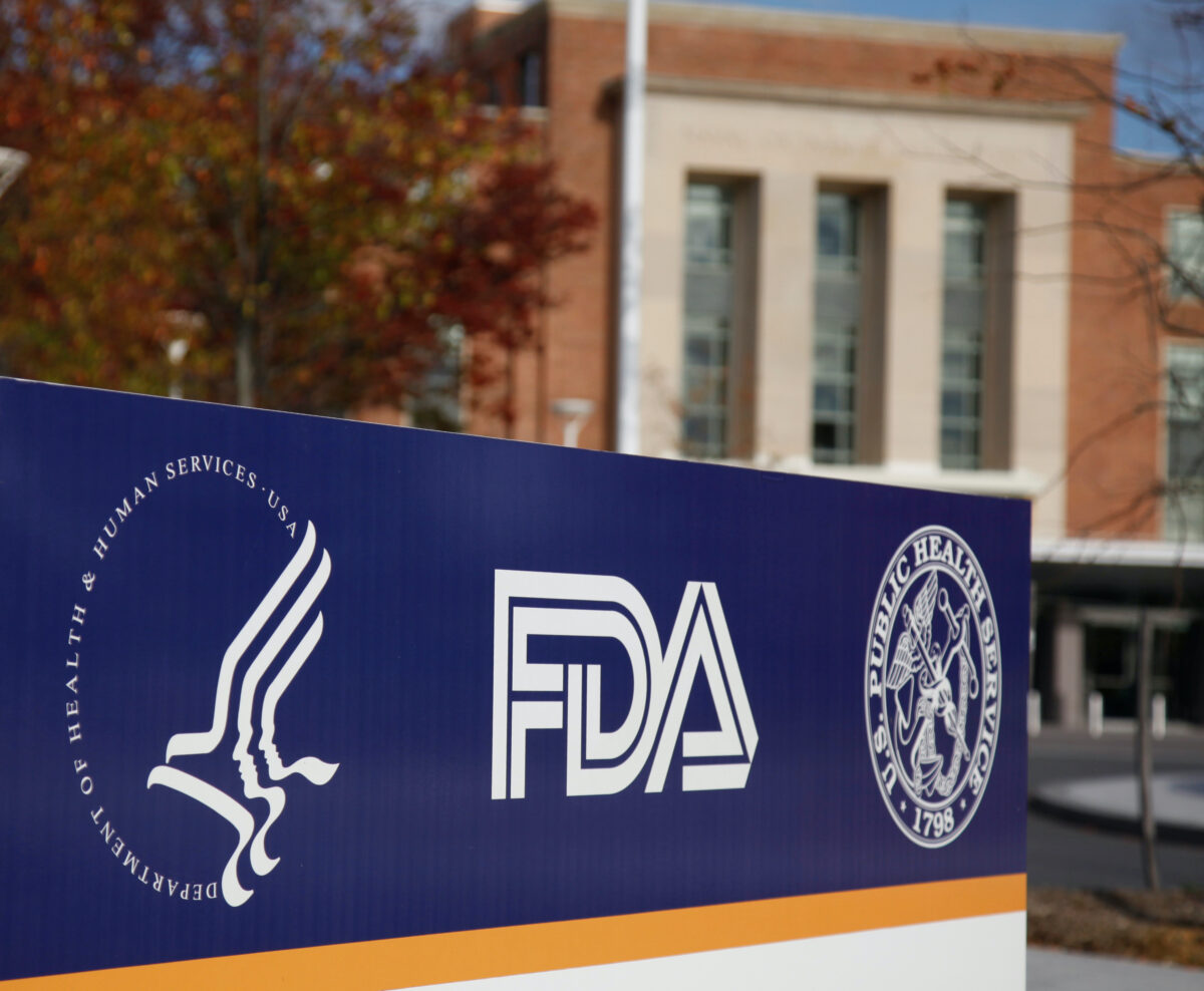 FDA grants emergency use authorization for first COVID-19 antigen test