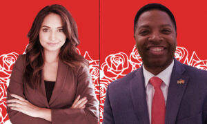 Two Covert Socialists Run for Congress in Georgia