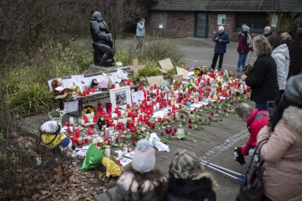A deadly fire killed 30 animals at German zoo